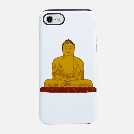 GREATNESS TO FIND iPhone 7 Tough Case