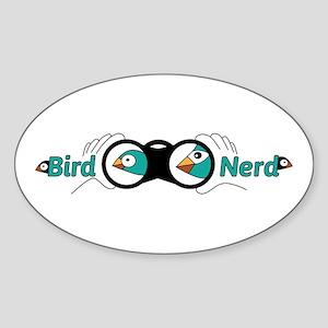 Bird nerd Sticker