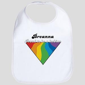 Breanna: Proud Lesbian Bib