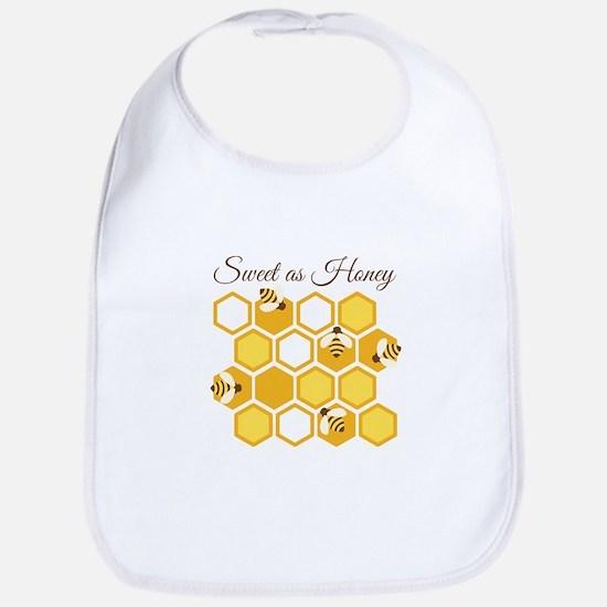 Sweet As Honey Bib