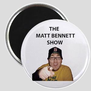 Matt Bennett Pointing Finger Magnet