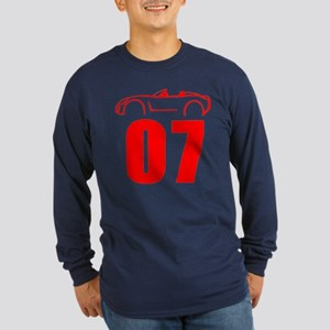 Team Sky Long Sleeve Dark T-Shirt