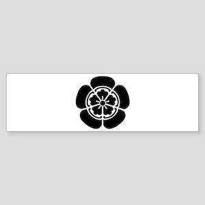 Oda Nobunaga Bumper Sticker