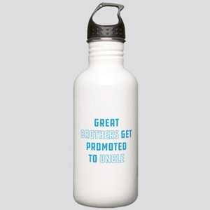Great Brothers Stainless Water Bottle 1.0L