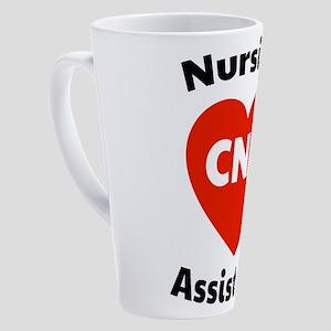 Nursing Assistant 17 oz Latte Mug
