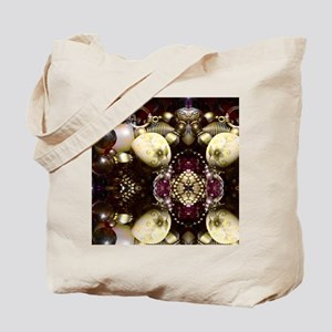 Steampunk Beads Tote Bag