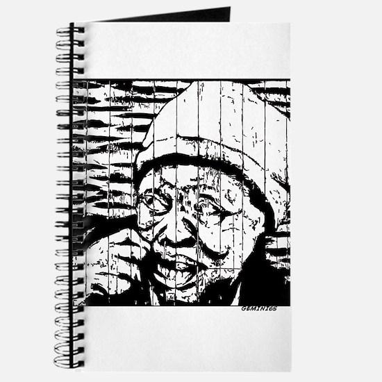Forgotten-Woodcut Journal