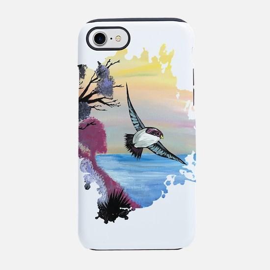 A Birds View iPhone 7 Tough Case
