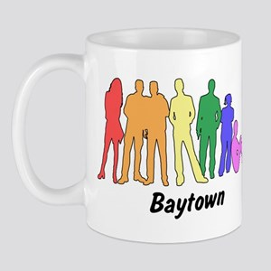 Baytown diversity Mug