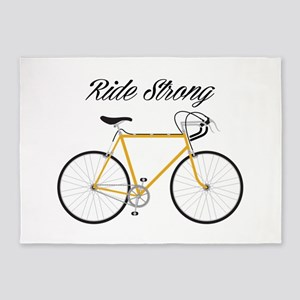 Ride strong 5'x7'Area Rug