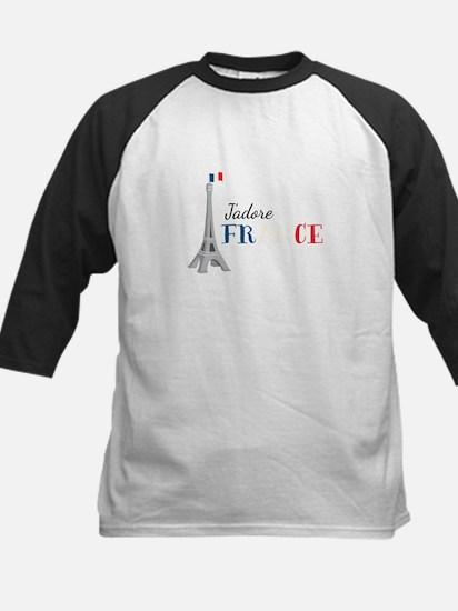 Jadore France Baseball Jersey