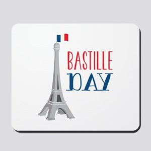 Bastille Day Mousepad