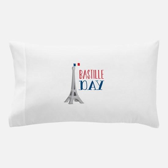 Bastille Day Pillow Case