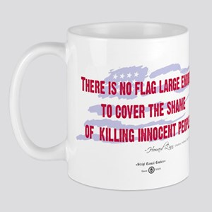 Howard Zinn Quote Mug