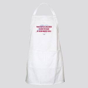 Howard Zinn Quote BBQ Apron