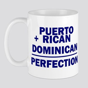 Dominican + Puerto Rican Mug