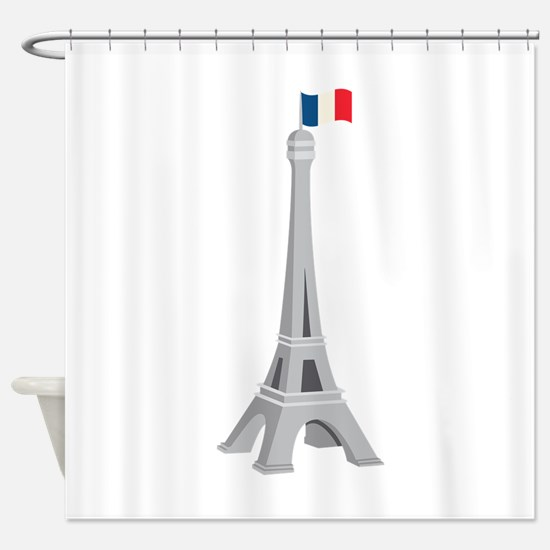 France Shower Curtain
