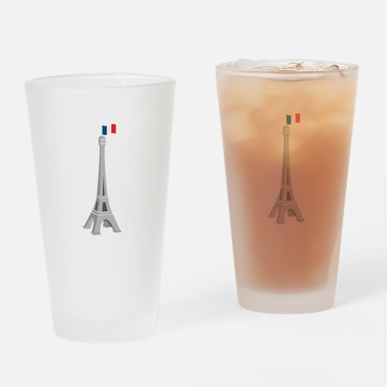 France Drinking Glass