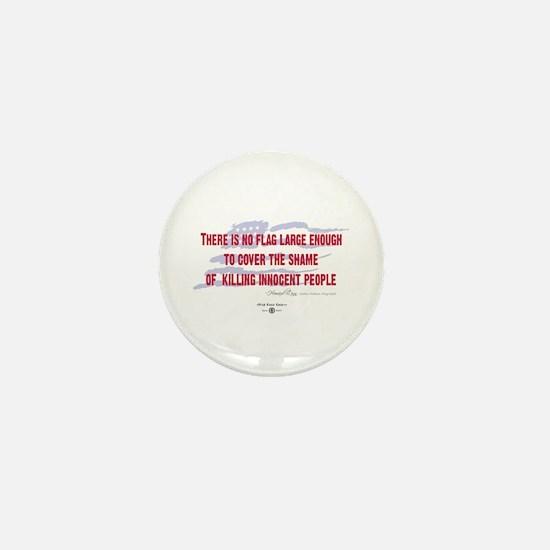 Howard Zinn Quote Mini Button