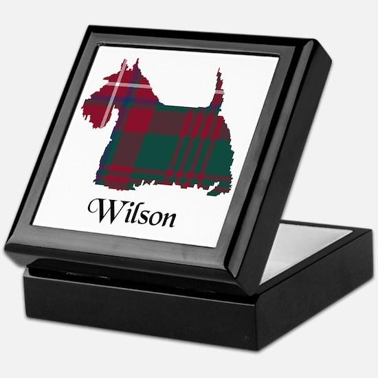 Terrier-Wilson Keepsake Box