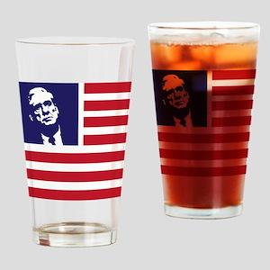 United States of Robert Mueller Drinking Glass
