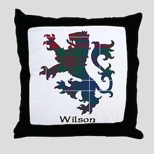 Lion-Wilson Throw Pillow