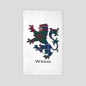 Lion-Wilson Area Rug
