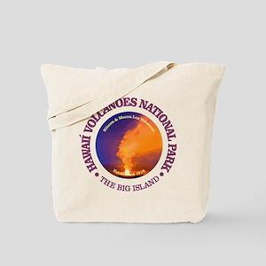 Hawaii Volcanoes NP Tote Bag