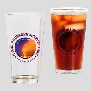 Hawaii Volcanoes NP Drinking Glass
