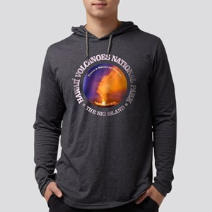 Hawaii Volcanoes NP Long Sleeve T-Shirt
