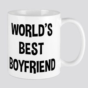 World's Best Boyfriend 11 oz Ceramic Mug