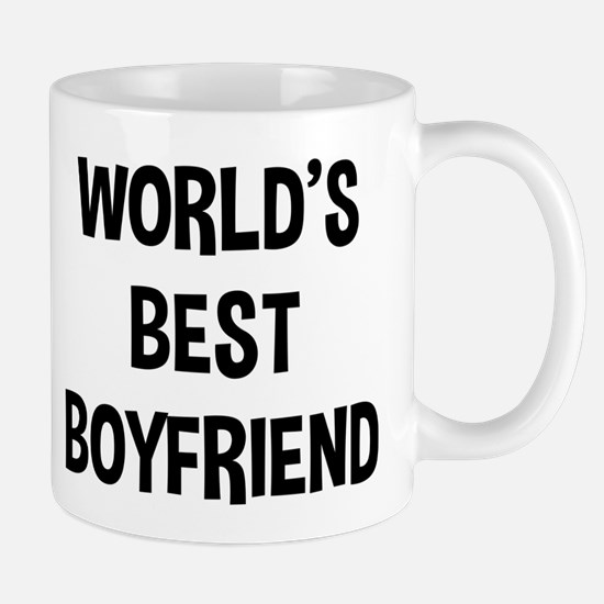 World's Best Boyfriend Mug