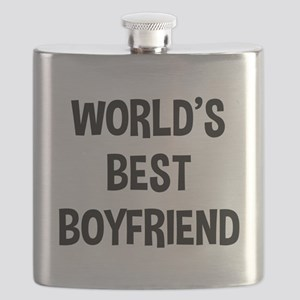World's Best Boyfriend Flask
