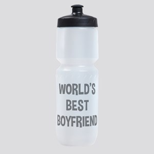 World's Best Boyfriend Sports Bottle