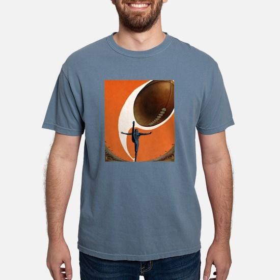 Vintage Sports Football T-Shirt