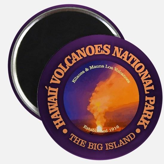 Hawaii Volcanoes NP Magnets