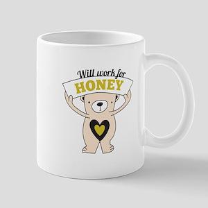 Will work for honey bear Mugs