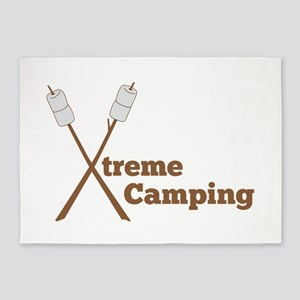 Xtreme camping 5'x7'Area Rug