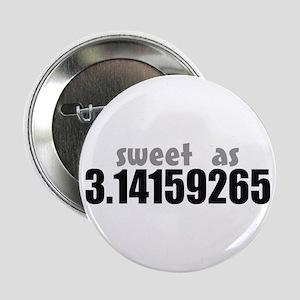 Sweet as Pi Button