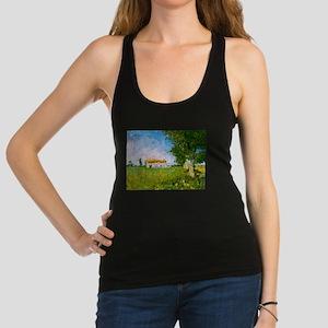 Van Gogh Country Landscape Tank Top