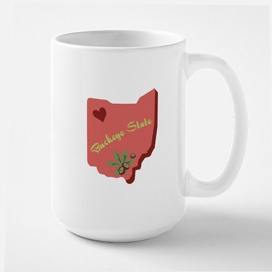 Buckeye State Mugs