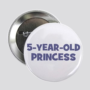 5-Year-Old Princess Button