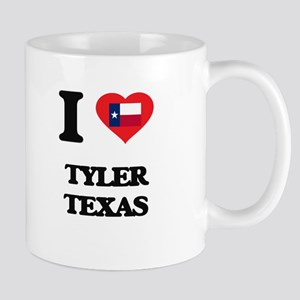 I love Tyler Texas Mugs