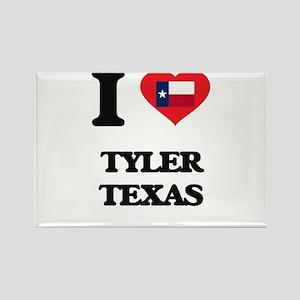 I love Tyler Texas Magnets
