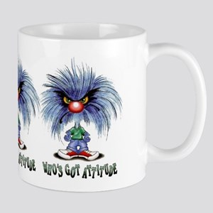 Zoink Attitude Mug