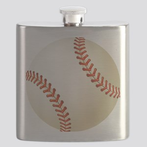 Baseball Ball Flask