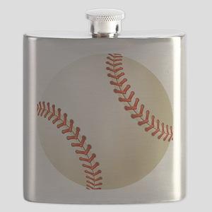 Baseball Ball Flask