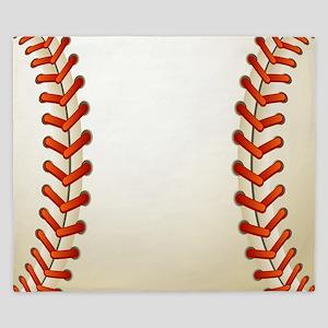 Baseball Ball King Duvet