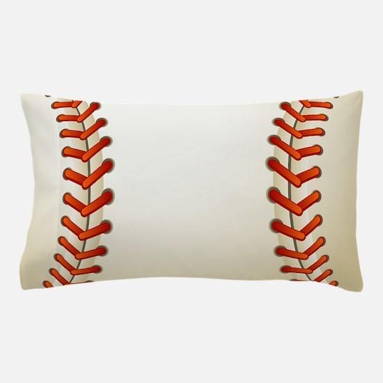 Baseball Ball Pillow Case