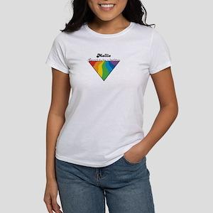 Mollie: Proud Lesbian Women's T-Shirt